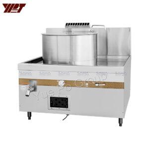 YPT - Flame-Mate 2.0 - Single Head – Environmental Soup Kettle – ECK-1E