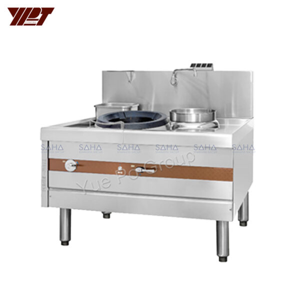 YPT - Flame-Mate 2.0 - 1 Ring Burner - Guangdong Style - ECR-1-GF(E)5