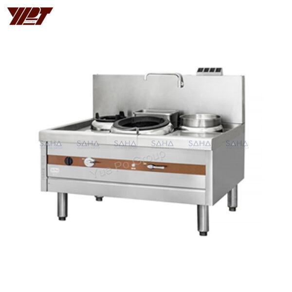 YPT - Flame-Mate 2.0 – 1 Ring Burner - Shanghai Compact Style - ECR-1-RF(E)5