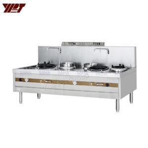 YPT - Flame-Mate 2.0 – 2 Ring Burner - Shanghai Standard Style – ECR-2-SF(E)5