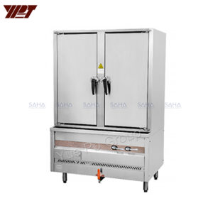 YPT - Flame-Mate 2.0 - Double Door - Environmental Steamer Cabinet - ESC-2BC