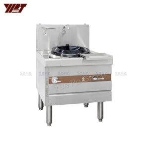 YPT - Flame-Mate 2.0 - 1 Ring Burner - Chop Suey Style - ESR-1-HF(E)