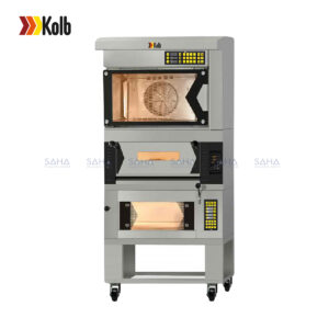 Kolb - Convection, Deck and Pizza Oven - K03-8644P1+K04-9879D1-1+K01-0604D1FH