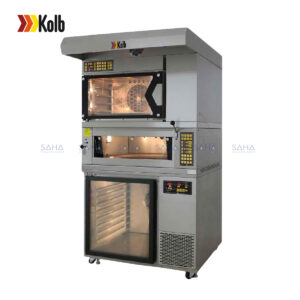 Kolb - Convection and Deck Oven With Retarder Proofer - K03-8644P1+K01-0806D10H+K12-1086D16G
