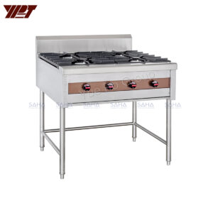 YPT - Flame-Mate 2.0 - Double Ring - Open Flame Range - OFR-4-DF(S)