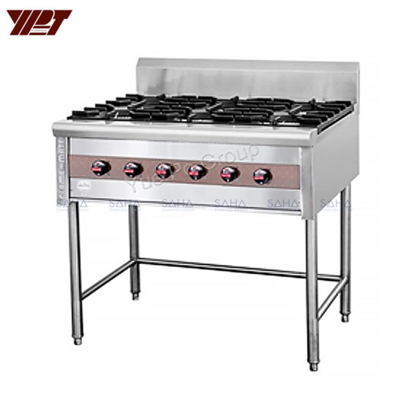 YPT - Flame-Mate 2.0 - Single Ring - Open Flame Range - OFR-6-BF(S)