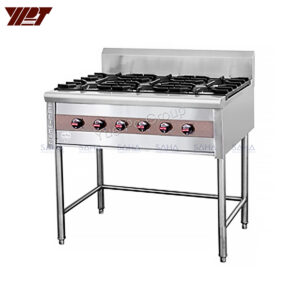 YPT - Flame-Mate 2.0 - Double Ring - Open Flame Range - OFR-6-DF(S)