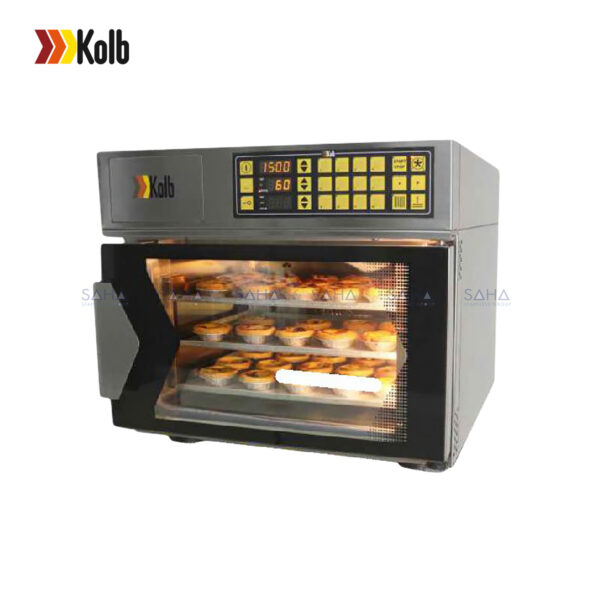 Kolb - Convection Oven - Atoll 600/600T