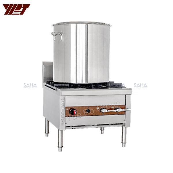 YPT - Flame-Mate 2.0 - 1 Ring Burner - Double Head - SPS-2-8F(S)