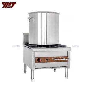 YPT - Flame-Mate 2.0 - 1Ring Burner - Single Head - SPS-1-8F(S)