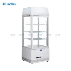 Sanden - 4 Side Glass - Cooler - SAG-0783