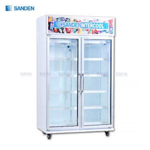 Sanden - 2 Doors - Cooler - SDC-1000AY