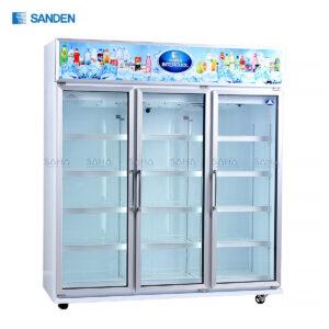 Sanden - 3 Door - Cooler - SDC-1500AY