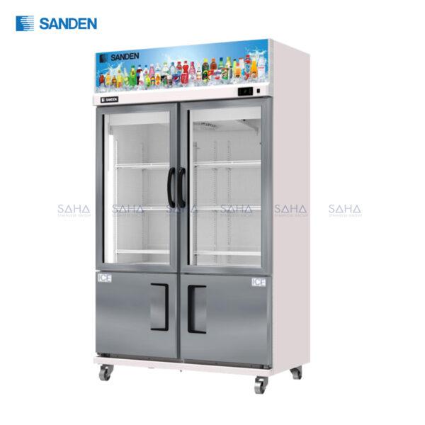 Sanden – 4 Doors – Display Cooler - YDM-1005