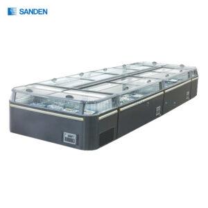 Sanden - Island Chiller/Freezer - SNE-1855z