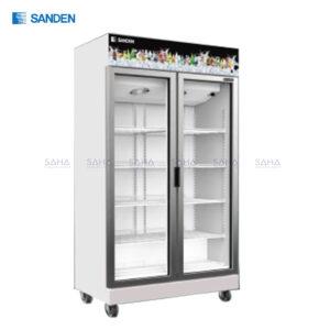 Sanden – 2 Doors – Display Cooler - SPN-1005