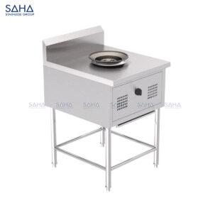 SAHA - Automatic 1 KB-5-Thai Cooking Range Table - SHRG211A