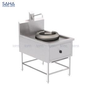 SAHA - Automatic 1-Burner Chinese Range - SHRG311A