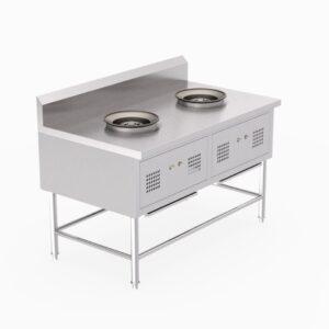 SAHA -2 KB-5 - Thai Cooking Range Table - SHRG221